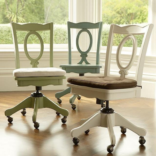 Potter Barn Desk Chair