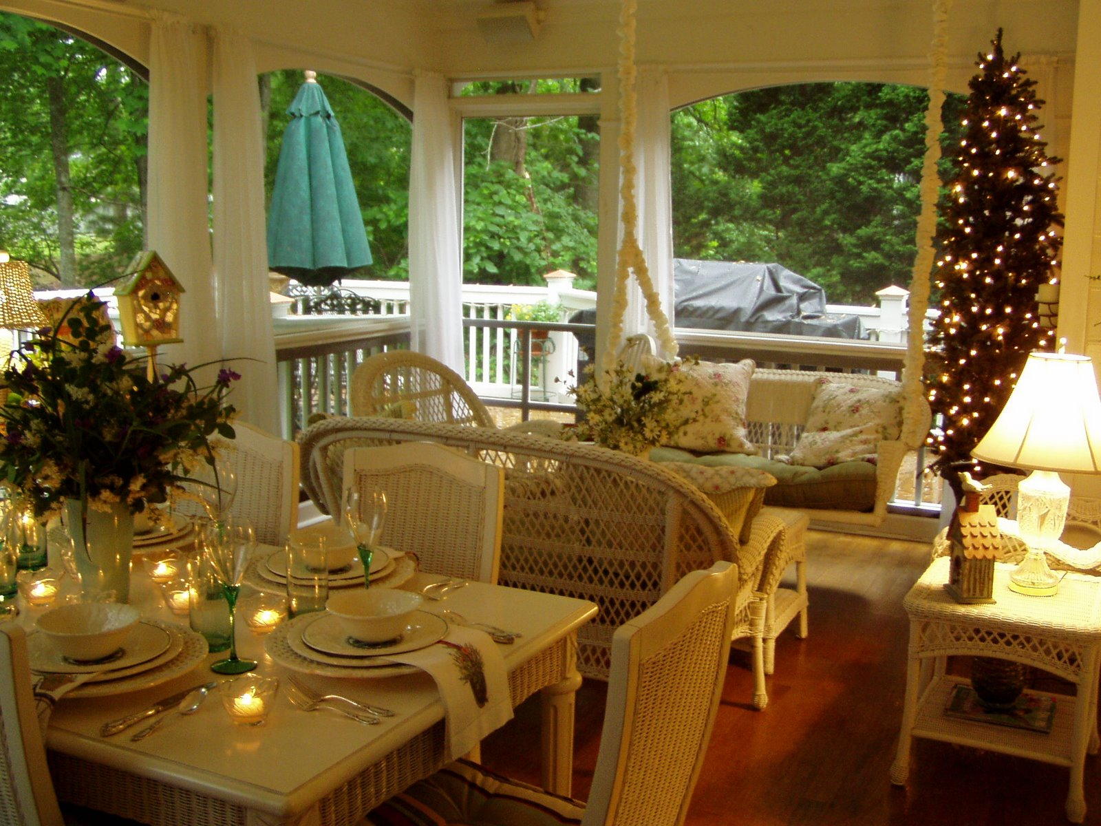 Designing And Building A Screened In Porch