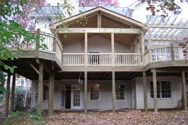 Build a Screened Porch and Decks