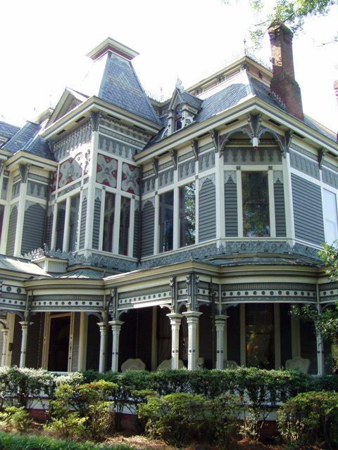 Tour A Beautiful Historic Victorian Home In Newnan Georgia