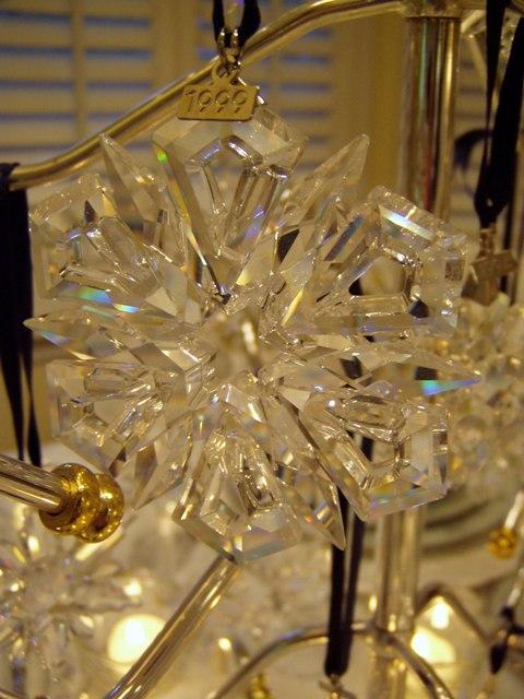 Swarovski Ornament, 1999