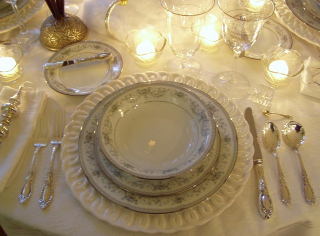 This Was The China And Sterling Pattern I Chose As A Bride To Be Back In 1978 Still Love Both After All These Years