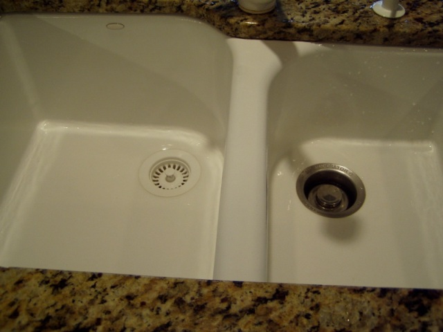 Kitchen Renovation: Kohler sink