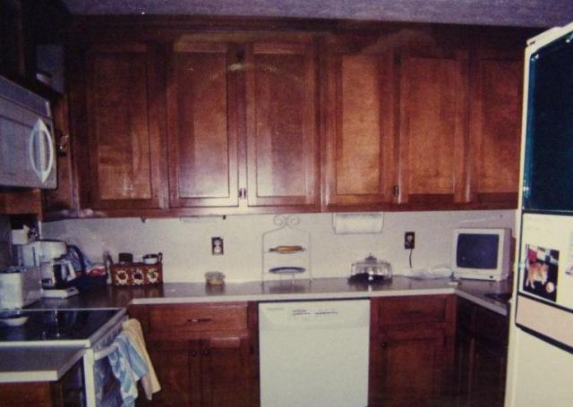 Kitchen Renovation, Before Picture