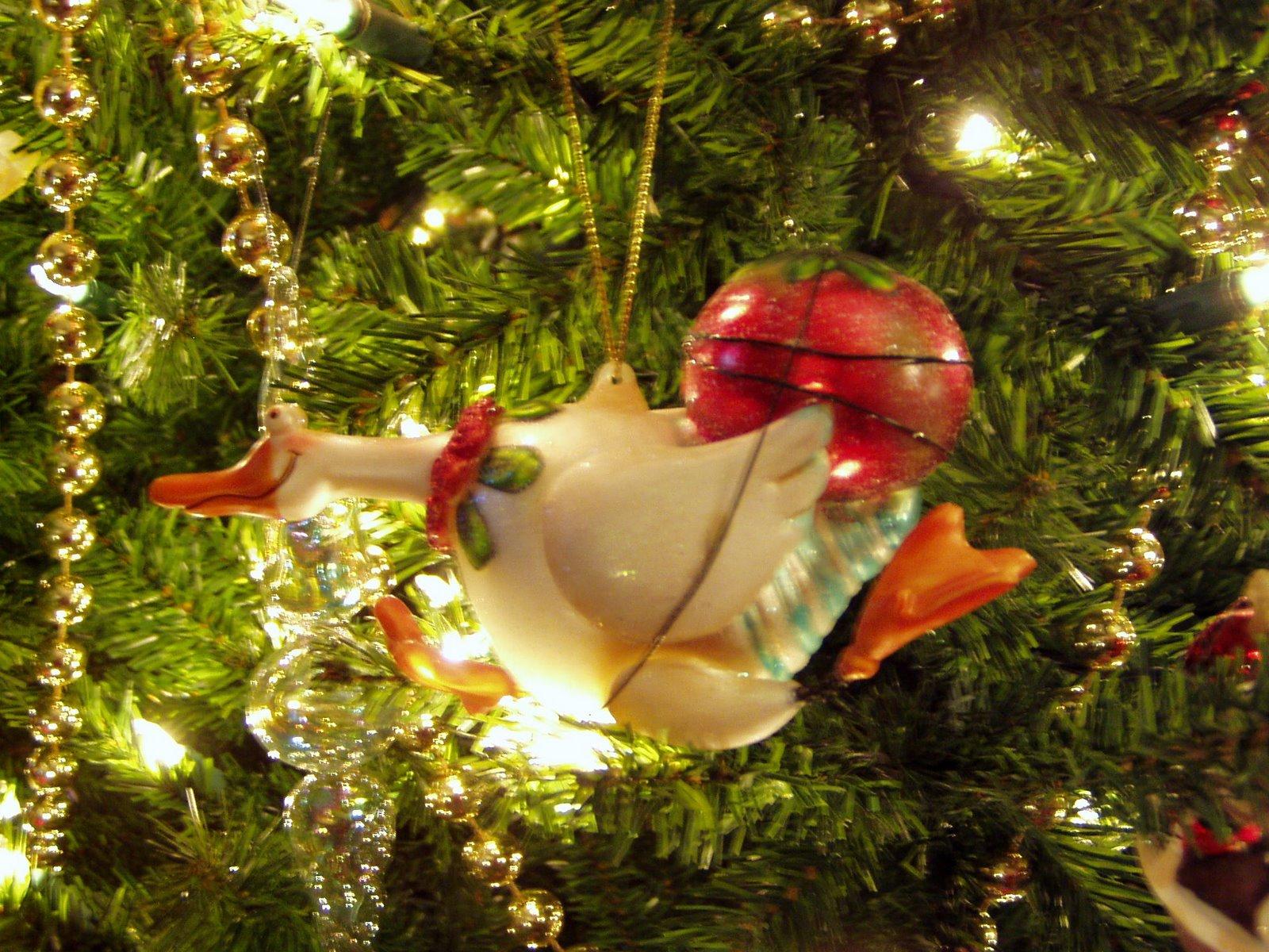Christopher Radko Christmas Tree