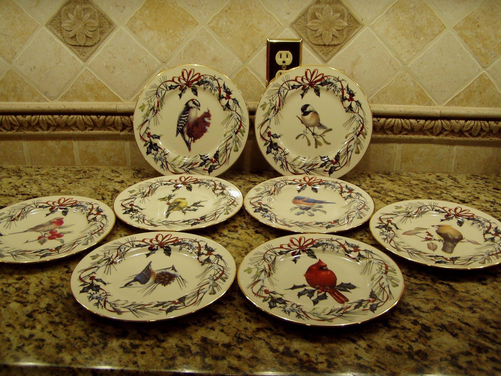 Lenox Christmas Platter