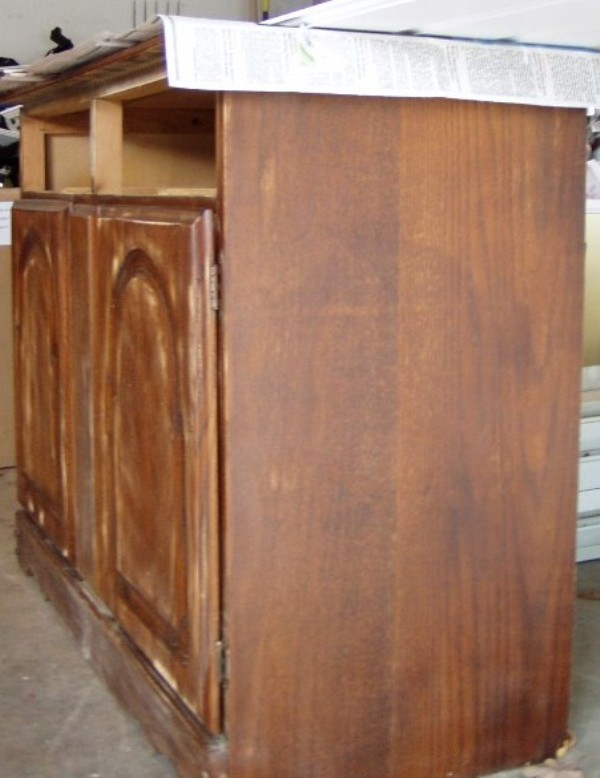 You Want To Remove The Glossing Sheen You Sometimes See On Stained Furniture .