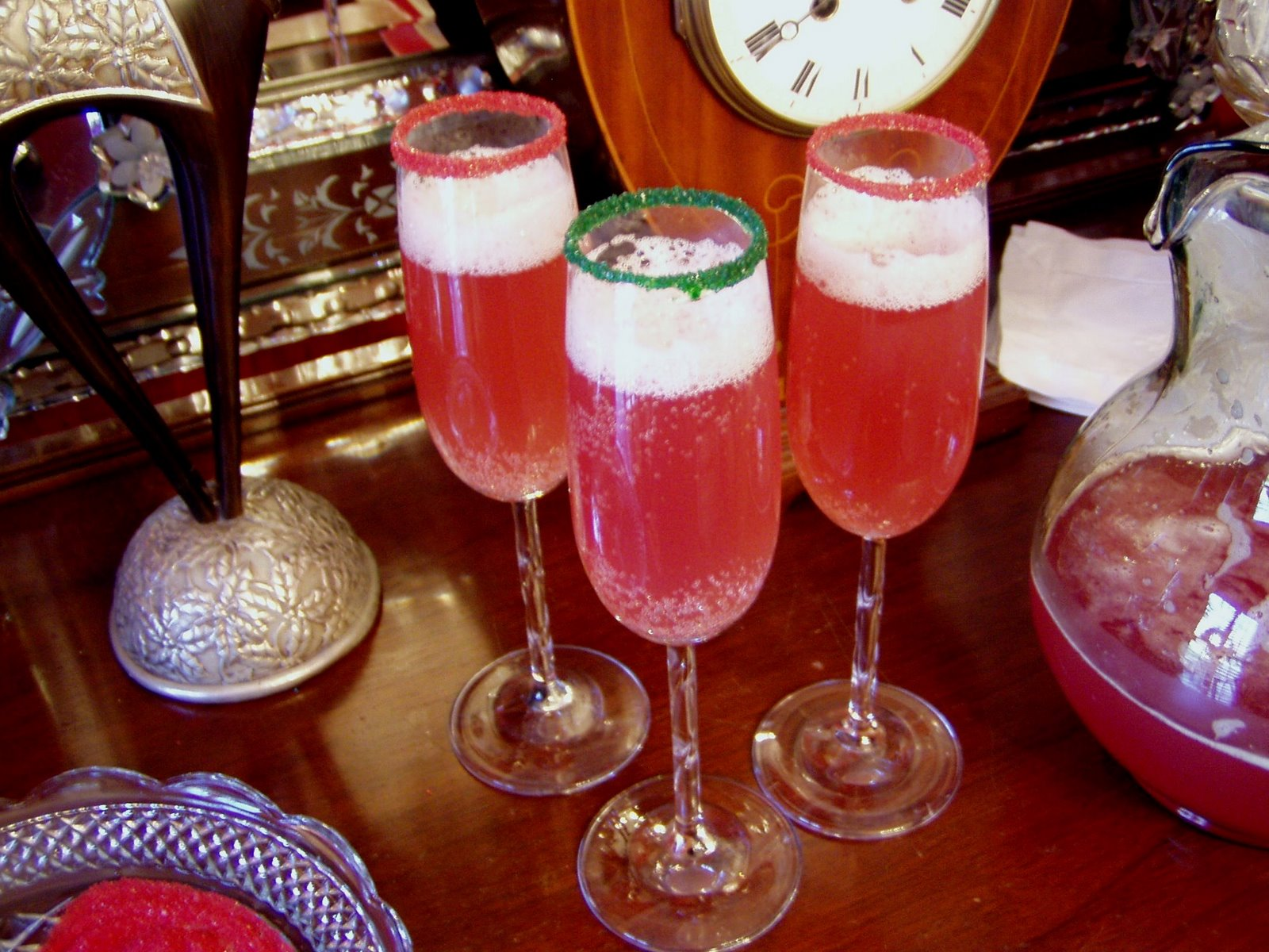 Champagne Punch Your Guests Will Love