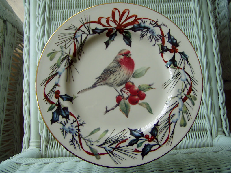 Lenox Christmas Dinner Plates