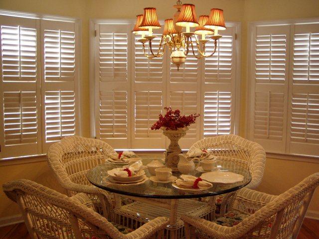 Plantation Shutters: Versatile Window Treatment