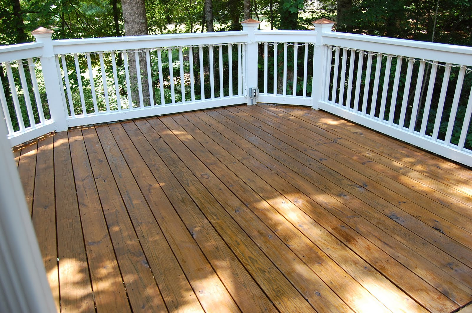 Cleaning and staining decks baanklon Image collections