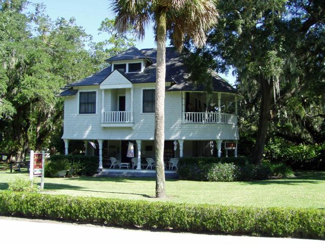 Historic Homes on Jekyll Island