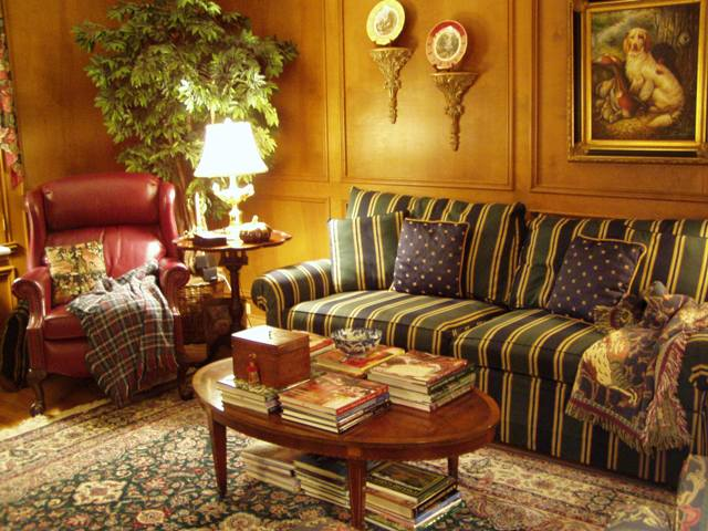 country themed living room decor living room and powder room in country style 21599