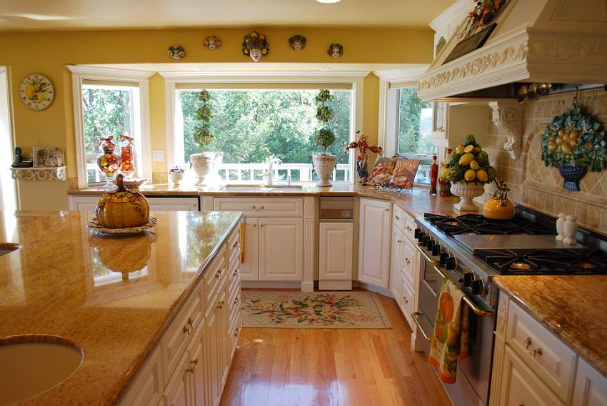 Kitchen Sink Bay Window Treatments Reanimators