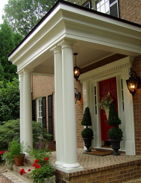 Front Porch Addition Renovation