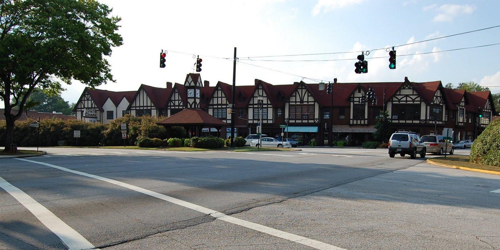 Touring Historic Avondale Estates