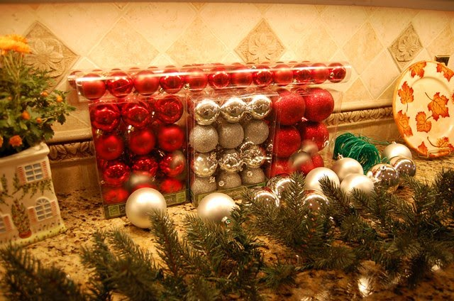 Pottery Barn Christmas Garland Knock-off