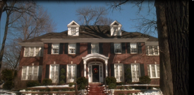 Tour the House in the Movie Home Alone