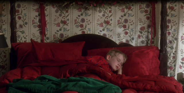 Tour The Home Alone Christmas Movie House