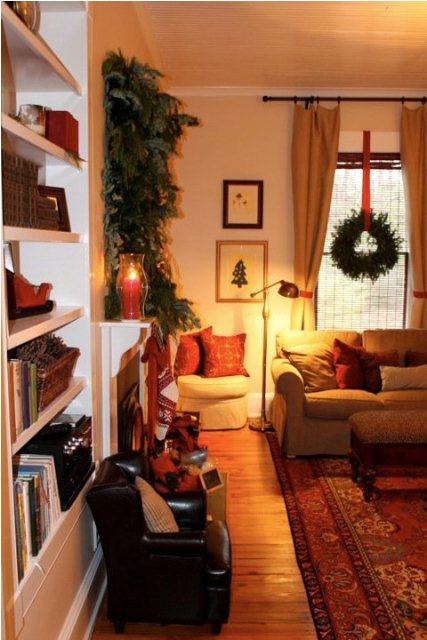 Christmas Home Tour Tour A Beautiful Folk Victorian