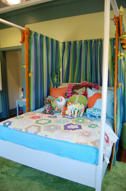 Child's Bedroom in Southern Living Idea House