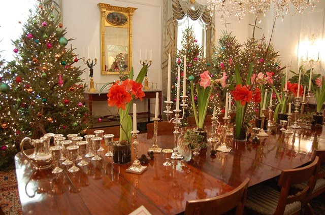 Christmastime At The Georgia Governor S Mansion