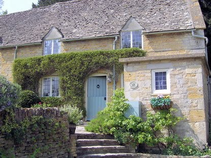 Rosehill Cottage in the movie, The Holiday