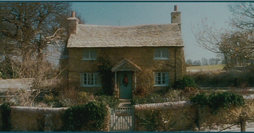 rosehill cottage from the holiday movie comes to life