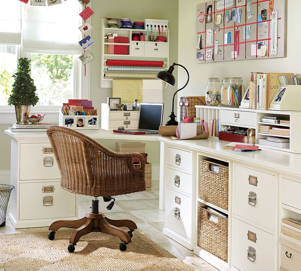 Home Office Decorating Tips: Creation Of A Home Office, Sewing, Craft Room