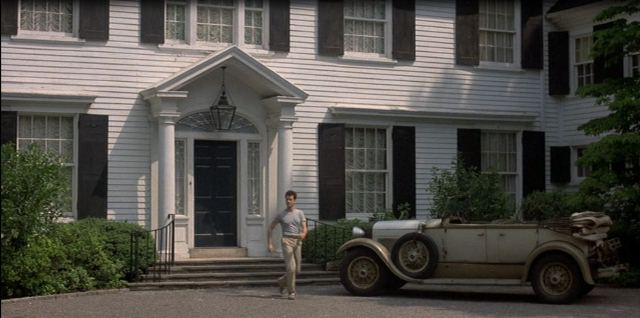 Tour the home in the movie, The Money Pit